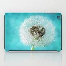 dandelion-one iPad Case