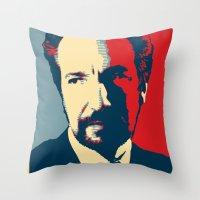 GRUBER Throw Pillow