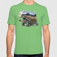 Pimp My Ride (Wordless) Mens Fitted Tee Grass SMALL