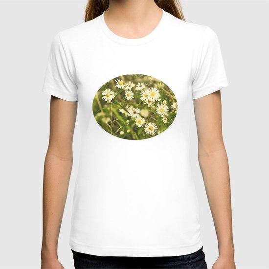 Daisies in Autumn T-shirt