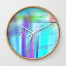 three.wishes Wall Clock
