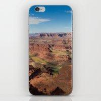 Colorado Below iPhone & iPod Skin