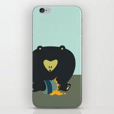 HunnyBear iPhone & iPod Skin