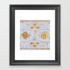 lilac pianissimo Framed Art Print