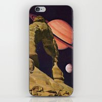 Space Rock II iPhone & iPod Skin