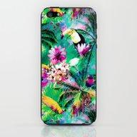 Exotic Vegetation iPhone & iPod Skin