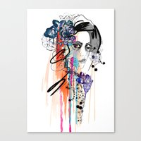Poison Canvas Print