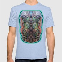 XOLA Mens Fitted Tee Athletic Blue SMALL