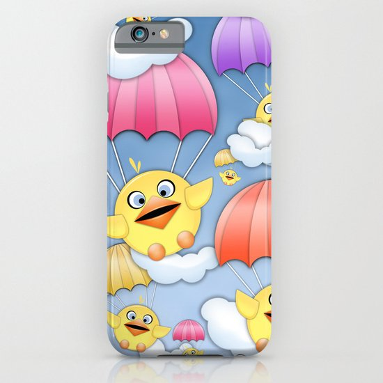 In Coming Birdies.  iPhone & iPod Case