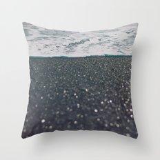 Vík, Iceland Throw Pillow