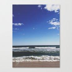 Cupsogue Beach, Long Island Canvas Print