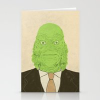 Young Professional From … Stationery Cards