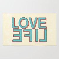 Love Life Rug