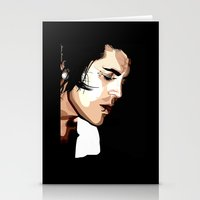 The Feeling Of Music Stationery Cards