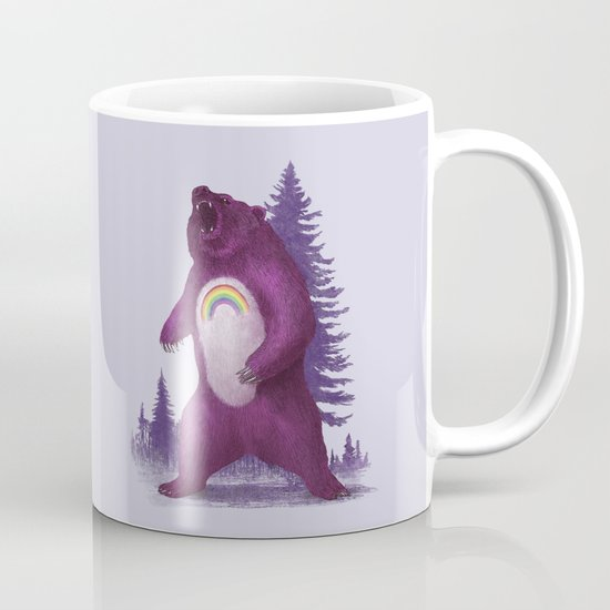 Scare Bear Mug