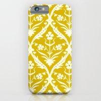 iPhone & iPod Case featuring Tapish trellis ikat by Sharon Turner