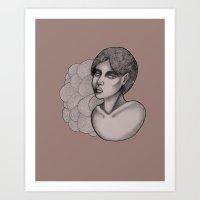 Dreaming - Part 1 Art Print