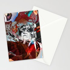 Horror food Stationery Cards