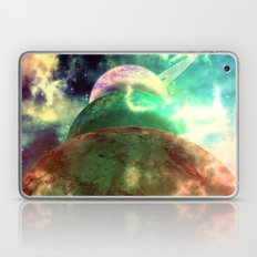 Meanwhile, Somewhere In … Laptop & iPad Skin