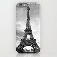 iPhone & iPod Case featuring Paris is not a city, it's a state of mind by Mamoizelle