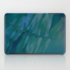 Midnight Green iPad Case