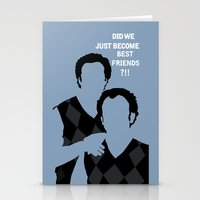 Step Brothers Stationery Cards