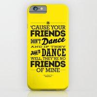 One Hit Wonder- Safety Dance in Yellow iPhone 6 Slim Case