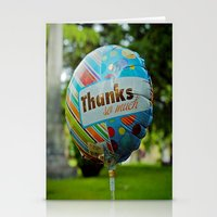 Thanks so much Stationery Cards