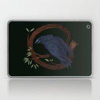 Raven  Laptop & iPad Skin