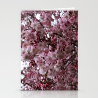 Blossoms In Bloomfield Stationery Cards