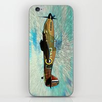 Hawker Hurricane iPhone & iPod Skin