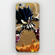 SuperSonic  iPhone & iPod Skin