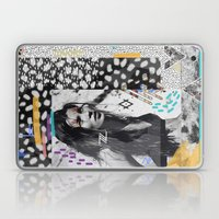 KATE MOSS TRIBE Laptop & iPad Skin