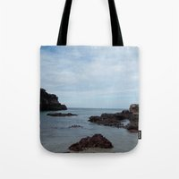 Out To Sea! Tote Bag