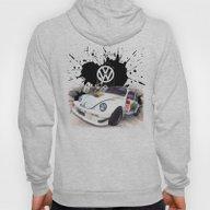 Cars: VW Beetle Hoody