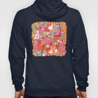 ABSTRACT 0017 Hoody