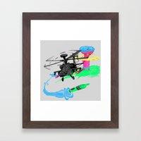 Art of War Framed Art Print
