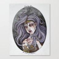 The Birth Of Medusa Canvas Print