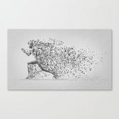 The Celestial Messenger Canvas Print
