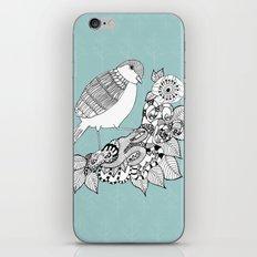 Bird II iPhone & iPod Skin