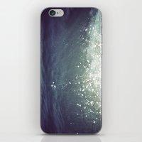 summer night iPhone & iPod Skin