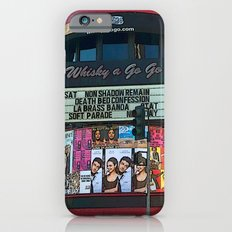 The Whisky A Go Go iPhone 6 Slim Case
