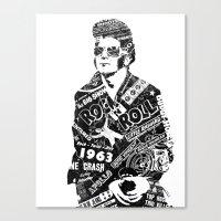 Rockers Delight Canvas Print