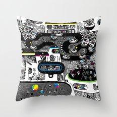Koalarama Throw Pillow