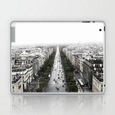 The Avenue des Champs-Elysees Laptop & iPad Skin