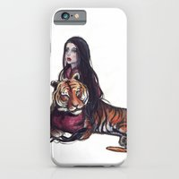 iPhone & iPod Case featuring Bitter tangle by Caitlion
