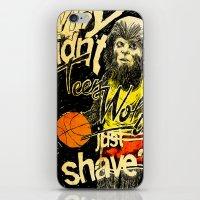 Teen Wolf iPhone & iPod Skin