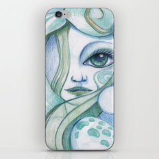 Voice Of The Sea iPhone & iPod Skin