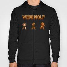 Unleash the beast- werewolf tribute Hoody