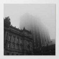 Millender - Downtown Det… Canvas Print